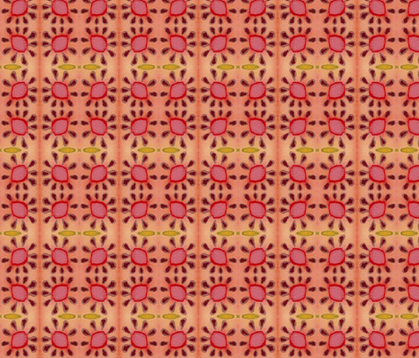 Flower fabric by angela_deal_meanix on Spoonflower - custom fabric