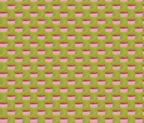 Watermelon Grass fabric by angela_deal_meanix on Spoonflower - custom fabric