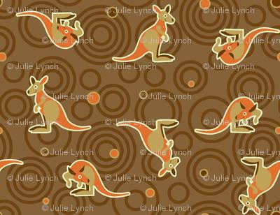 Aussie Kangaroo