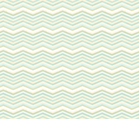 Safari Stripe fabric by cathyheckstudio on Spoonflower - custom fabric