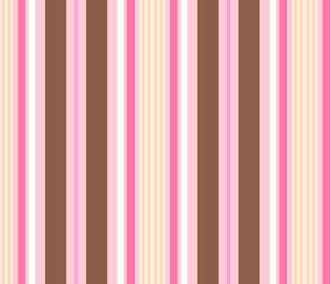 buggy stripe fabric by paragonstudios on Spoonflower - custom fabric