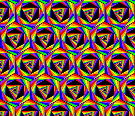 Pride Whirl fabric by shala on Spoonflower - custom fabric