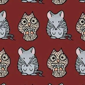 A Mouse and an Owl II.