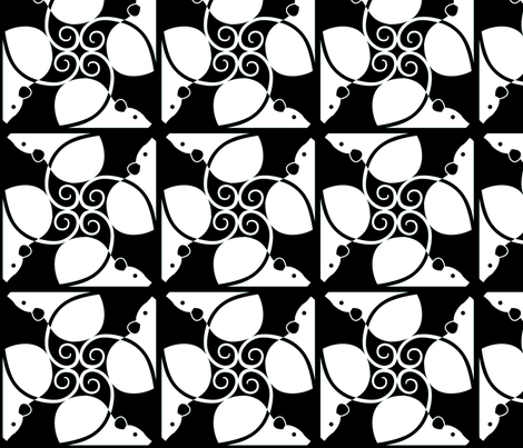White Rats fabric by meduzy on Spoonflower - custom fabric