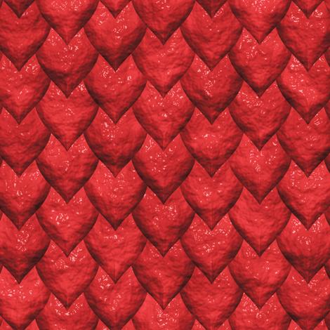 Dragon Skin Fabric Red Dragon Skin Fabric by