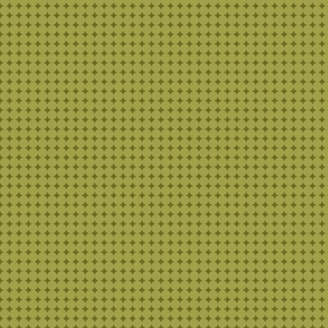 Green_Circles fabric by animotaxis on Spoonflower - custom fabric