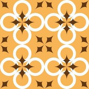 Light Orange Mod Circle