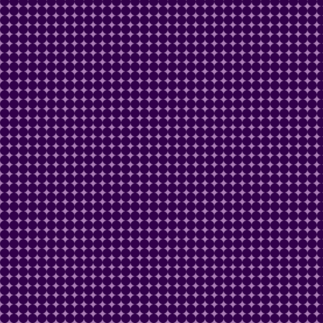 Dots_Dark_Violet-Lilac fabric by animotaxis on Spoonflower - custom fabric