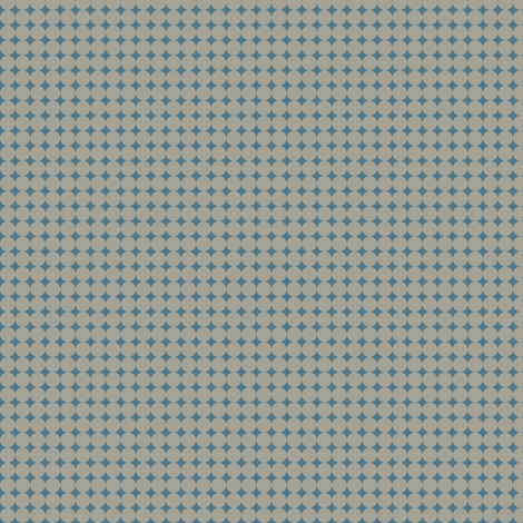 Dots_Metallic_Gray-Blue fabric by animotaxis on Spoonflower - custom fabric