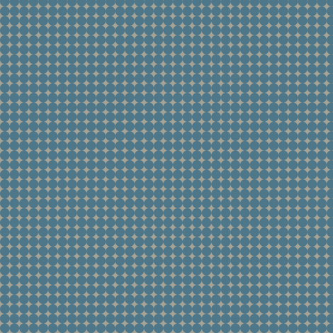 Dots_Metallic_Blue-Gray fabric by animotaxis on Spoonflower - custom fabric