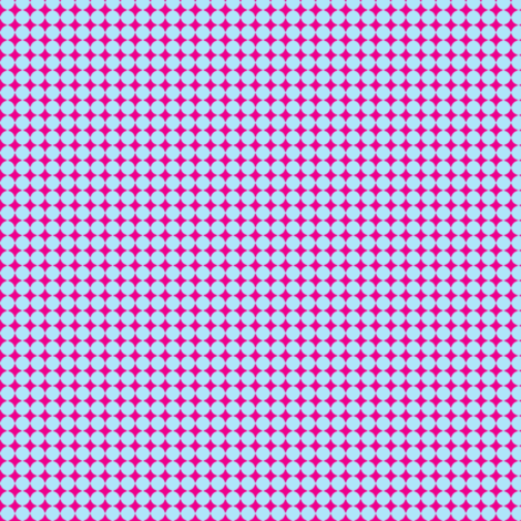 Dots_Blue-Magenta fabric by animotaxis on Spoonflower - custom fabric
