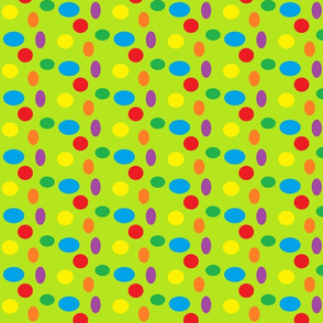 Ice Cream Party Theme - Dots