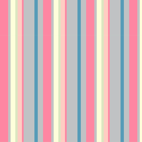 Candy Stripe 2 fabric by kezia on Spoonflower - custom fabric