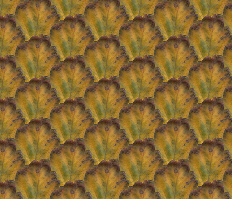 Leaves fabric by siya on Spoonflower - custom fabric