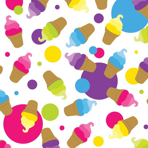 Ice Cream Dots