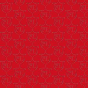 P+L red logo