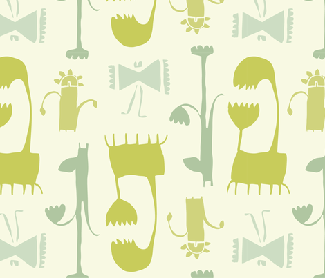 animals-ch fabric by marjolein on Spoonflower - custom fabric