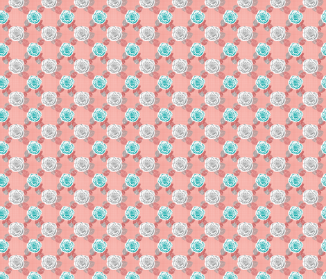 Cassie Dot fabric by twobloom on Spoonflower - custom fabric