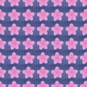 Denim Floral Sizzler