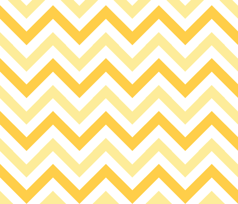 Sunny Chevron I fabric by pond_ripple on Spoonflower - custom fabric