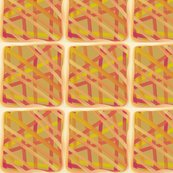 Rrrrrrdk-pink-mustard-stripes-on-dk-cream-framed