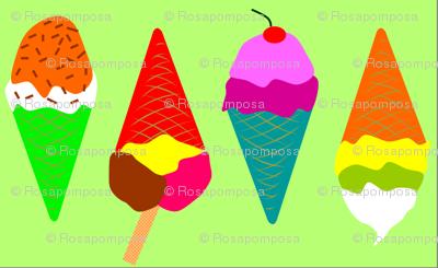 Have an ice cream!