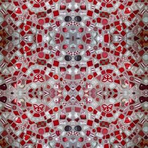 Sparkling Crimson