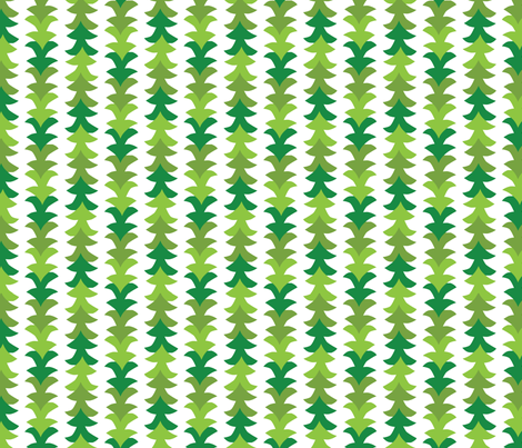 treetops fabric by circlesandsticks on Spoonflower - custom fabric