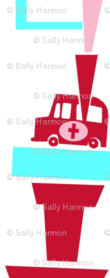 Girly Ambulances