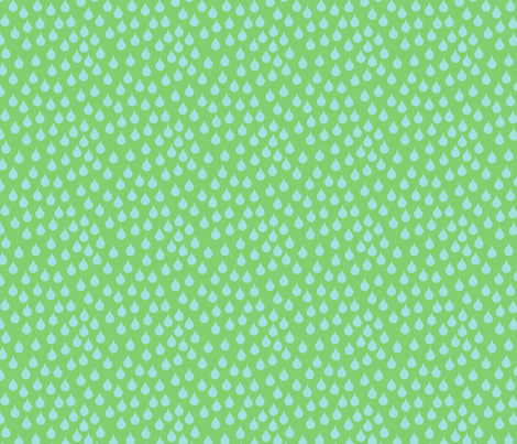 rainbluegreen fabric by beary_organics on Spoonflower - custom fabric