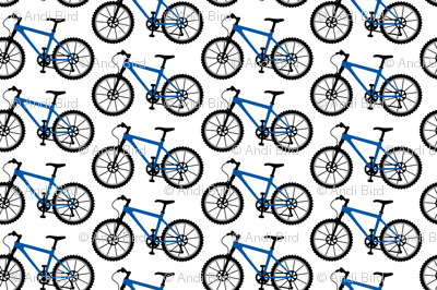 Mountain Bike blue TINY