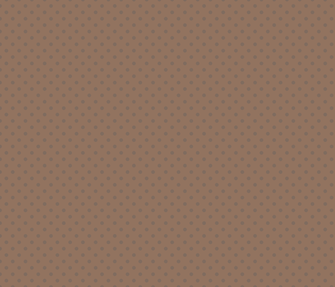 Milk Chocolate fabric by majobv on Spoonflower - custom fabric