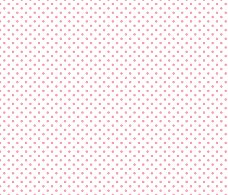 Strawberry yoghurt fabric by majobv on Spoonflower - custom fabric