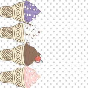 Ice Cream Carnival - border
