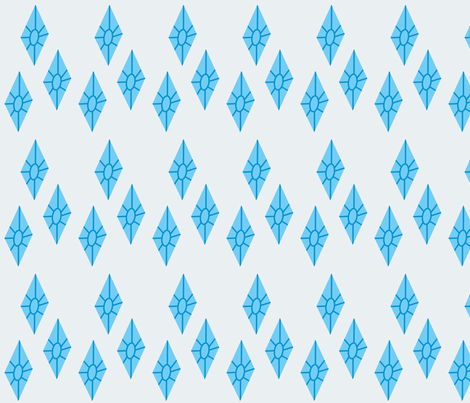 Rarity fabric by fabric_brony on Spoonflower - custom fabric