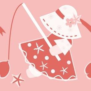 Pink Fishing