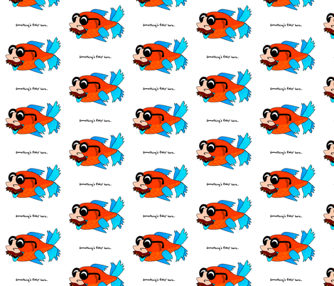 fishy fabric by squishylicious on Spoonflower - custom fabric