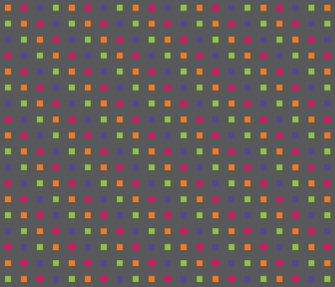 Gamer Dot 2 fabric by modgeek on Spoonflower - custom fabric