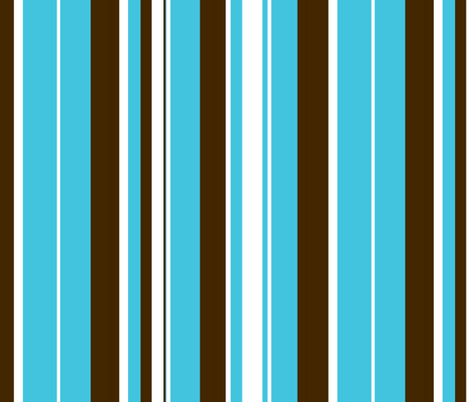 Urban loft / stripe fabric by paragonstudios on Spoonflower - custom fabric