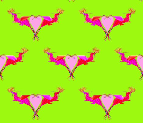 Rrrrrrrhearts_afire__2_dragons_on_green_background5-11_shop_preview