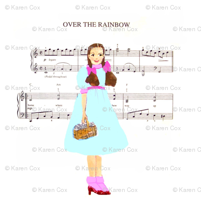 Dorothy and Over The Rainbow