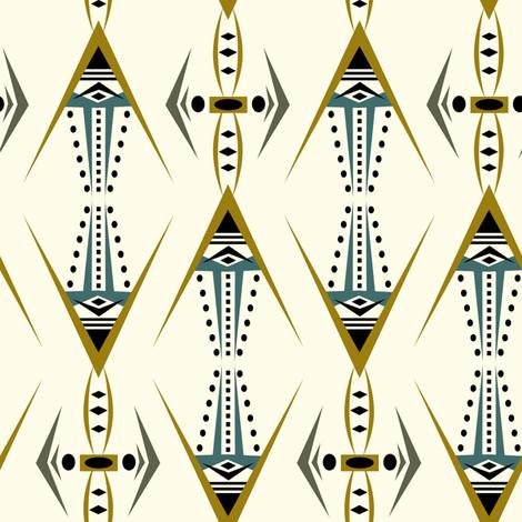 Manzanita fabric by andibird on Spoonflower - custom fabric