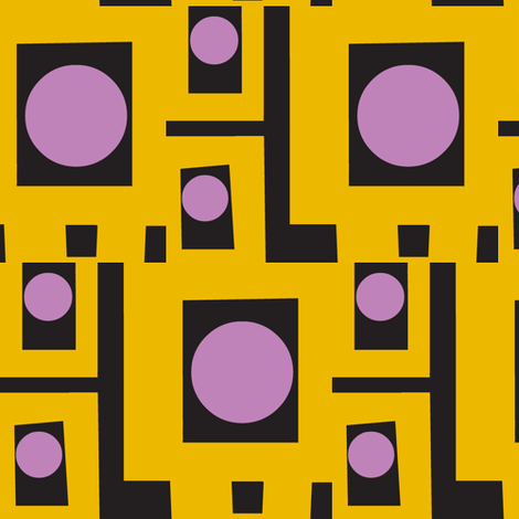 Mod Blocks fabric by boris_thumbkin on Spoonflower - custom fabric