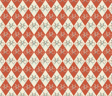 biggerargylebikes fabric by christy_kay on Spoonflower - custom fabric