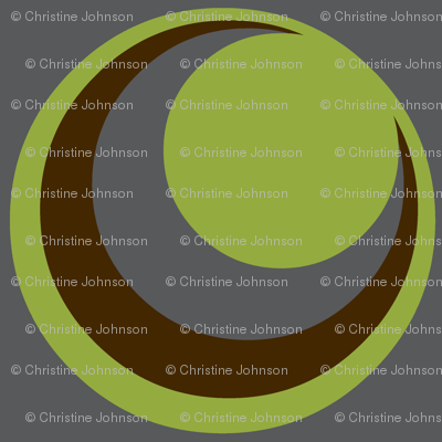 Urban green /  circles