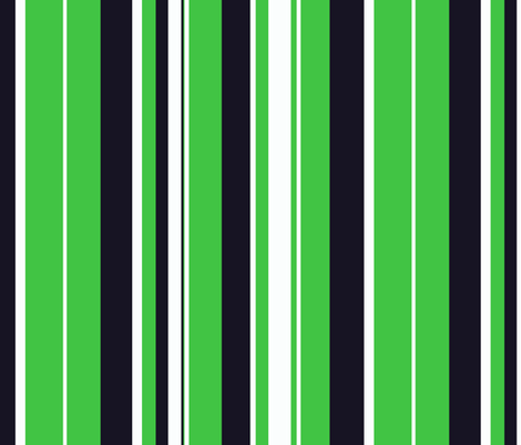 Urban pier / stripe fabric by paragonstudios on Spoonflower - custom fabric