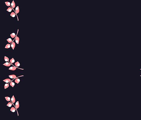 Urban girl / border fabric by paragonstudios on Spoonflower - custom fabric