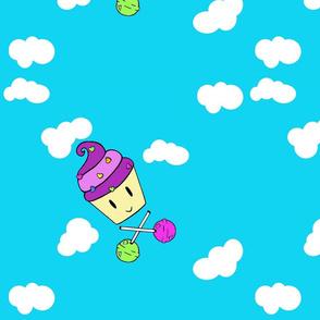 fluffcake