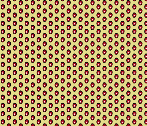 Dotty spot fabric by su_g on Spoonflower - custom fabric
