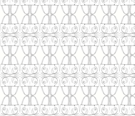 bag fabric by mimi&me on Spoonflower - custom fabric